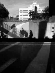 sombras escalando