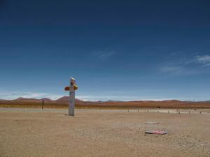 Argentina-Chile border © Rafael Dabul