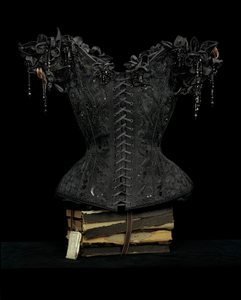 Still Life with a Corset by Mr. Pearl,  Studio, Paris.