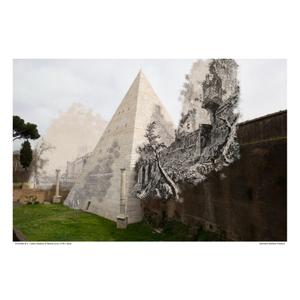 Piramide di Cestio  [Vedute di Roma] circa 1778 / 2016