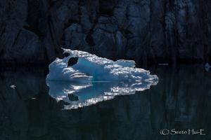 Iceberg series - Spaceships 1
