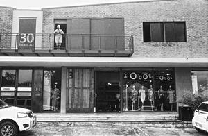 Geschäft, Parkhurst, Johannesburg
