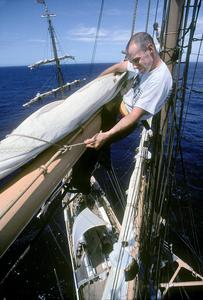 Loosing sail
