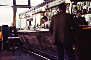 Pub, Dublin, Ireland, 1986