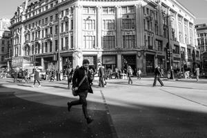 The city runner