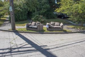 Abandoned Sofa #24