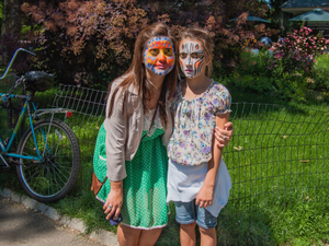 Face Painting At Kerbs Boathouse