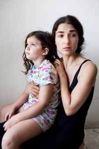 Mother and daughter, 2011