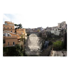 Cascata di Tivoli [Vedute di Roma] circa 1778 / 2016