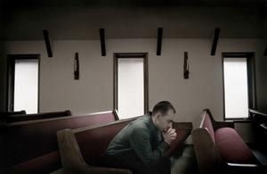 Cody Merill, Hungry Horse Church, Montana © Pieter Ten Hoopen. Recipient of the Prix découverte
