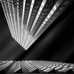 Angles of Light I - Enterprise Plaza