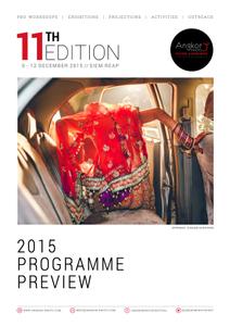 2015 Programme Preview