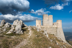 Rocca di Calascio, Abruzzo, Italy