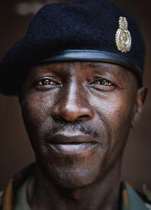 Sergeant John S Kabia