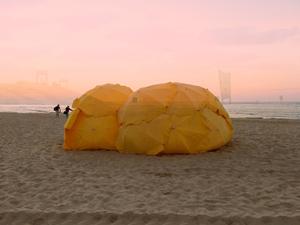 Shelter, Tel Aviv