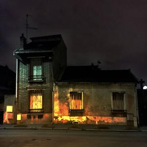 La maison en feu