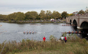 Head of the Charles Regatta, Cambridge, Massachusetts, 2019