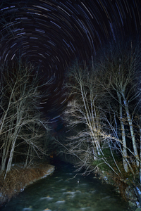 River to the stars