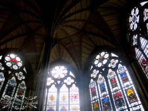 Stories told by Stained Glass