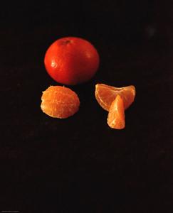 Health food 11 (Tangerine)