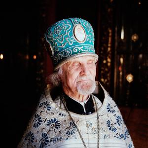 Jevgeni, the last Estonian speaking priest in the Russian Setomaa