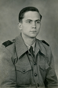 Portrait of the grandfather António in 1954, 2018