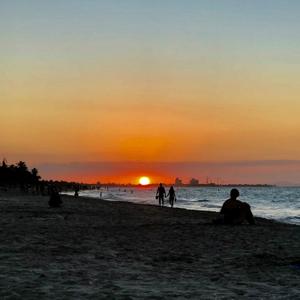 Sunset, Varadero Beach