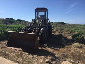 Old tractors