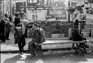 Horlicks the Food Drink of the Night, London 1965