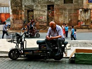 Western Series (China) No.11