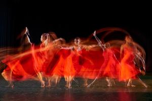 Dancer Christal Brown, Middlebury, Vermont
