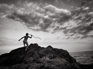 Capomulini, Sicily. Growing up. The archetype of the Great Hunter.
