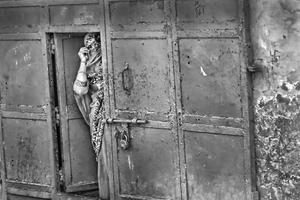 Behind The Door ( India )