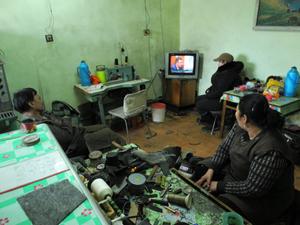 the napping shoemaker, Mongolia