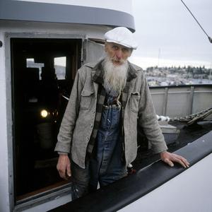 Salmon fishing, Seattle,USA.