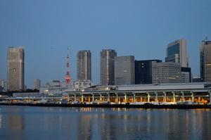 Tsukiji Fish Market From Outside (Tokyo)