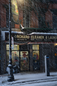 Orchard Cleaner
