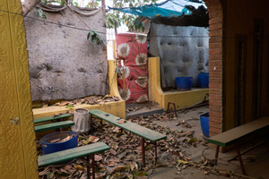 In the beginning of 2015 the shelter was vacated by members of the church following the order of the Catholic bishop of Windhoek. When Father Hermann became too sick to work the catholic church showed no interest to continue Father Hermann's project and closed the shelter.