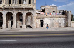 07.30.2016 Malecon, Havana.