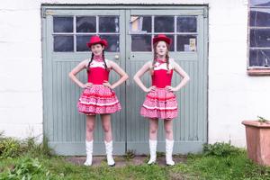 Cowgirl Dancers