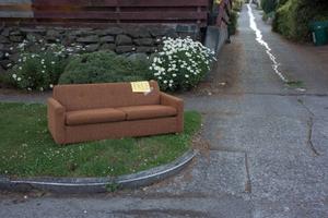 Abandoned Sofa #62