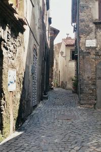 Ruelle dans Bracciano
