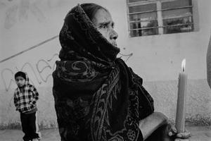 Woman procession I, Teotitlán