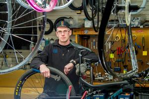 Ted - Bike Mechanic
