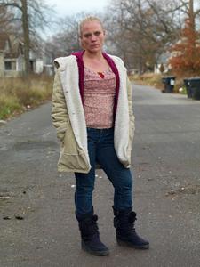 Tammy, Detroit 2012