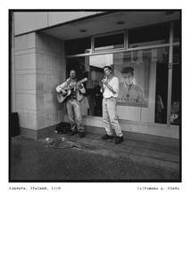 Street Musicians, Kinvara, Ireland