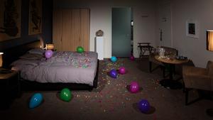 Hotel Room scene 10