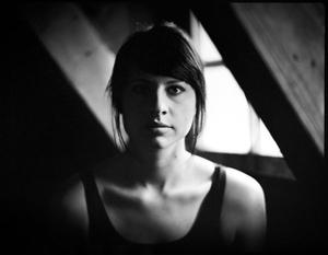 paulina in that attic window