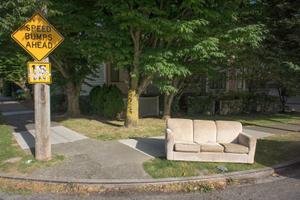 Abandoned Sofa #17