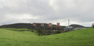 Ironbridge Coal Power Plant, England 2015